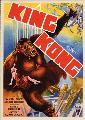 King Kong - 27 x 40 Movie Poster - Style F