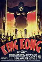 King Kong - 27 x 40 Movie Poster - Style H