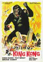King Kong - 11 x 17 Movie Poster - Spanish Style C