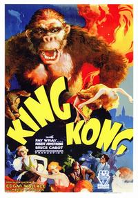 King Kong - 43 x 62 Movie Poster - Bus Shelter Style A