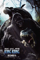 King Kong - 11 x 17 Poster - Style AM