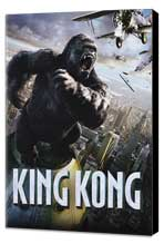King Kong - 11 x 17 Poster - Style AL - Museum Wrapped Canvas