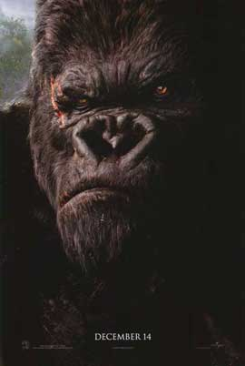 King Kong - 11 x 17 Movie Poster - Style L