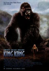 King Kong - 43 x 62 Movie Poster - Bus Shelter Style D