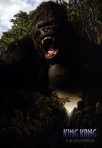 King Kong - 11 x 17 Movie Poster - Style T