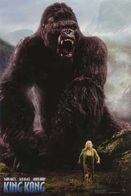 King Kong - 11 x 17 Movie Poster - Style H