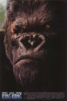King Kong - 11 x 17 Movie Poster - Style S