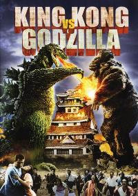 King Kong vs. Godzilla - 43 x 62 Movie Poster - Bus Shelter Style A