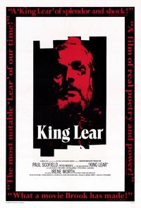 King Lear - 27 x 40 Movie Poster - Style A