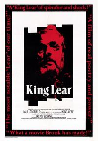 King Lear - 43 x 62 Movie Poster - Bus Shelter Style A