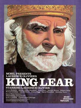 King Lear - 27 x 40 Movie Poster - Style B