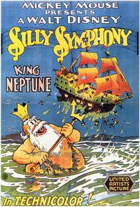 King Neptune - 43 x 62 Movie Poster - Bus Shelter Style A