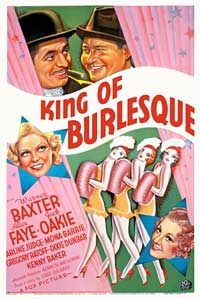 King of Burlesque - 11 x 17 Movie Poster - Style C