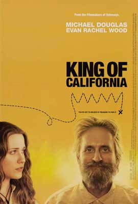 King of California - 11 x 17 Movie Poster - Style A