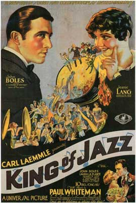 King of Jazz - 11 x 17 Movie Poster - Style A
