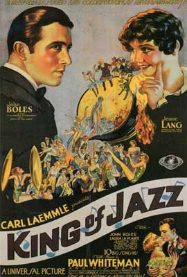 King of Jazz - 27 x 40 Movie Poster - Style A