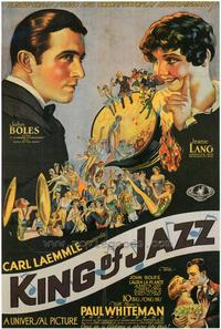 King of Jazz - 43 x 62 Movie Poster - Bus Shelter Style A