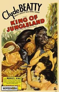 King of Jungleland - 27 x 40 Movie Poster - Style A