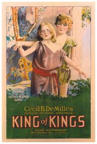 King of Kings - 27 x 40 Movie Poster - Style A