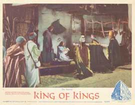 The King of Kings - 11 x 14 Movie Poster - Style A