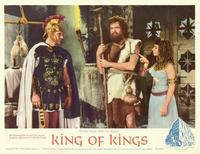 The King of Kings - 11 x 14 Movie Poster - Style D