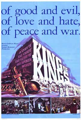 The King of Kings - 27 x 40 Movie Poster - Style A