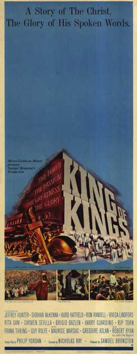 The King of Kings - 14 x 36 Movie Poster - Insert Style A