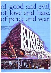 The King of Kings - 43 x 62 Movie Poster - Bus Shelter Style A