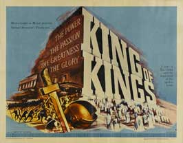 The King of Kings - 11 x 14 Movie Poster - Style I