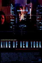 King of New York - 27 x 40 Movie Poster - Style B