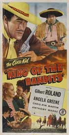 King of the Bandits - 11 x 17 Movie Poster - Style B