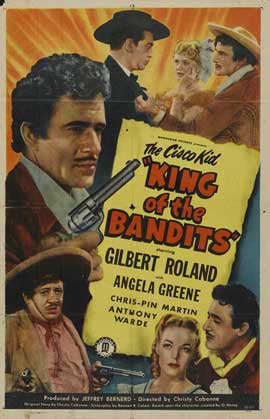 King of the Bandits - 27 x 40 Movie Poster - Style A