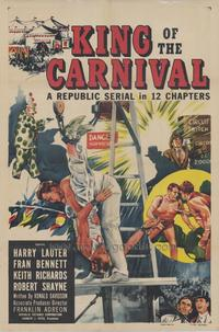 King of the Carnival - 11 x 17 Movie Poster - Style A