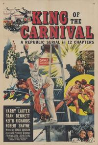 King of the Carnival - 27 x 40 Movie Poster - Style A