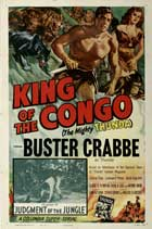 King of the Congo - 27 x 40 Movie Poster - Style E
