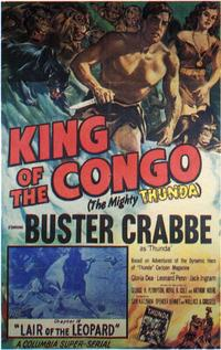 King of the Congo - 11 x 17 Movie Poster - Style A