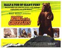 King of the Grizzlies - 11 x 14 Movie Poster - Style A