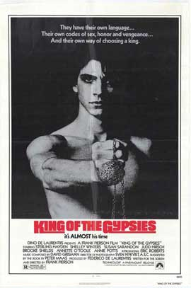 King of the Gypsies - 11 x 17 Movie Poster - Style A