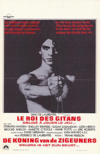 King of the Gypsies - 27 x 40 Movie Poster - Belgian Style A