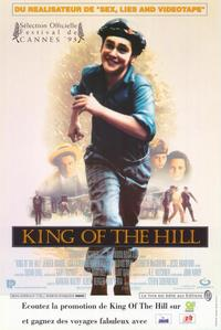 King of the Hill - 11 x 17 Movie Poster - Belgian Style A