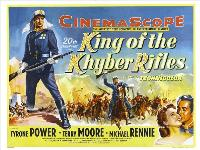 King of the Khyber Rifles - 30 x 40 Movie Poster UK - Style A
