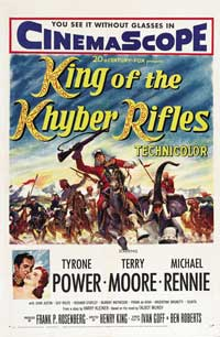 King of the Khyber Rifles - 27 x 40 Movie Poster - Style A