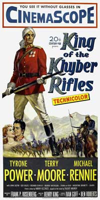 King of the Khyber Rifles - 20 x 40 Movie Poster - Style A