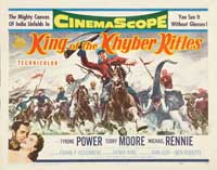 King of the Khyber Rifles - 22 x 28 Movie Poster - Half Sheet Style A