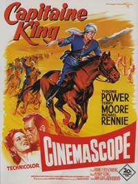King of the Khyber Rifles - 11 x 17 Movie Poster - French Style A