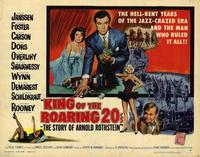 The King of the Roaring '20s: The Story of Arnold Rothstein - 11 x 14 Movie Poster - Style A