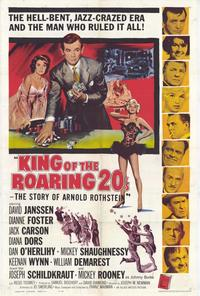 The King of the Roaring '20s: The Story of Arnold Rothstein - 27 x 40 Movie Poster - Style A