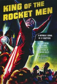 King of the Rocketmen - 27 x 40 Movie Poster - Style B
