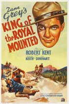 King of the Royal Mounted - 11 x 17 Movie Poster - Style B
