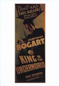 King of the Underworld - 11 x 17 Movie Poster - Style A